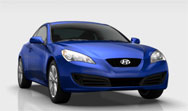 Hyundai Genesis Coupe parts, Hyundai Genesis Coupe accessories